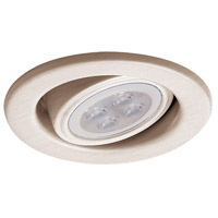 WAC Lighting HR-837LED-BN Signature GY5.3 MR16 Brushed Nickel Recessed Downlight