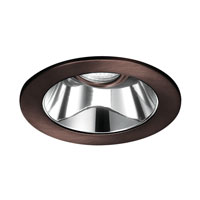 WAC Downlight Rec. Low Volt Trim Open Specular Recessed Downlights - 4 Inch HR-8412-CB