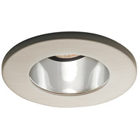 WAC Lighting HR-D321-SC/BN Signature MR16 Brushed Nickel Open Reflector Trim, Commercial and Residential Lighting