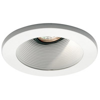 WAC Lighting HR-D411-WT/WT Tyler MR16 White Recessed Downlights, IC Airtight Installations  photo thumbnail