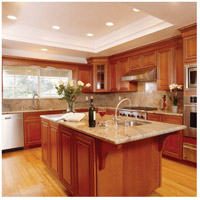 WAC Lighting HR-D411-WT/WT Tyler MR16 White Recessed Downlights, IC Airtight Installations  alternative photo thumbnail