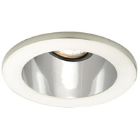 WAC Lighting HR-D412-SC/BN Signature MR16 Brushed Nickel Open Reflector Trim, IC Airtight Installations