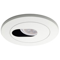WAC Lighting HR-D413LED-WT Signature GY5.3 MR16 White Recessed Downlight