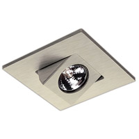 WAC Lighting HR-D416-BN Signature GY5.3 MR16 Brushed Nickel Recessed Downlight, IC Airtight Installations