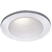 WAC Lighting Rec. Low Volt Trim Drop Dish Shower in White HR-D418-WT