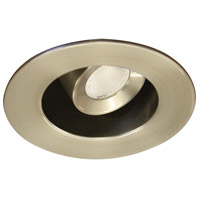 WAC Lighting HR-LED232R-30-BN LEDme 3 inch 3.00 watt Brushed Nickel Task Light Portable Light