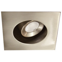 WAC Lighting HR-LED272R-35-BN Recessed Lighting Brushed Nickel Recessed Housing and Trim in 3500K
