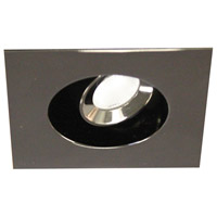 WAC Lighting HR-LED272R-35-GM Recessed Lighting Gun Metal Recessed Housing and Trim in 3500K