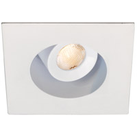 WAC Lighting HR-LED272R-35-WT Recessed Lighting White Recessed Housing and Trim in 3500K