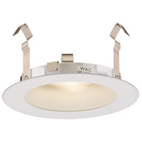 WAC Lighting Led 3In Shower Round Trim in White HR-LED331-WT