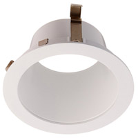 WAC Lighting HR-LED411TL-WT/WT LEDme LED White Invisible Trim