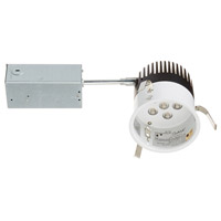 WAC Lighting HR-LED418-RIC-35 LEDme LED Remodel Housing in 3500K, IC-Rated, 1, IC Rated Remodel