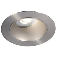 Tesla Recessed Lighting LED Brushed Nickel Recessed Trim and Socket in 3000K, 28 Degrees