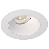 Tesla Recessed Lighting LED Recessed Trim and Socket in 3000K, 28 Degrees, White
