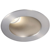Tesla Recessed Lighting LED Brushed Nickel Recessed Trim and Socket in 4000K, 41 Degrees