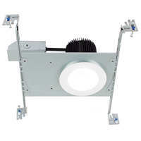 Summit LED White Recessed Downlight Kit in Round, Non-IC Airtight Remodel