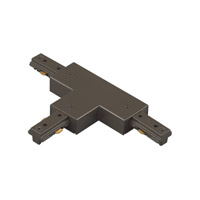 WAC Lighting H Series T Connector in Dark Bronze HT-DB