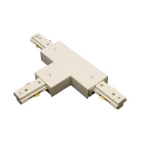 WAC Lighting H Series T Connector in White HT-WT
