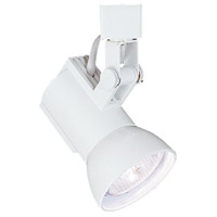WAC Lighting H Series Line Volt Track Head in White HTK-773-WT