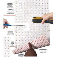 Pixels Black 2700K 5 inch LED Light Sheet