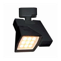 WAC Lighting Logos H-Track LED Track Head (2700K Flood) in Black H-LED23F-27-BK