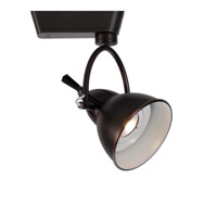 WAC Lighting LEDme Cartier 1 Light Track Head in Antique Bronze L-LED710F-927AB photo thumbnail