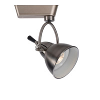 120V Track System 1 Light Antique Nickel LEDme Directional Ceiling Light in 2700K, 20 Degrees, J Track