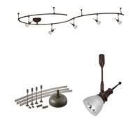 WAC Lighting Solorail LM Rail Fixture Kit in Dark Bronze LM-K8611-WT/DB