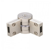 WAC Lighting Variable Angle Connector. in Brushed Nickel LM-VA-BN