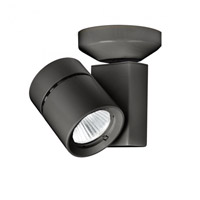 WAC Lighting MO-1035F-830-BK Exterminator II Black 35.00 watt LED Spot Light