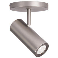 WAC Lighting MO-2010-930-BN Silo Brushed Nickel 10.00 watt LED Spot Light