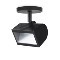 WAC Lighting MO-3020W-930-BK Wall Wash LED 7 inch Black Flood Light