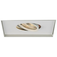 WAC Lighting MT-116TL-WT Signature GY5.3 MR16 White Recessed Downlight