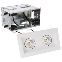 Mini Multiples LED Module White Recessed
