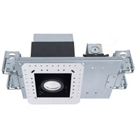 WAC Lighting MT-4110L-935-WTBK Silo Multiples LED Module White Black Recessed Downlights
