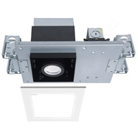 WAC Lighting MT-4110T-935-WTBK Silo Multiples LED Module White Black Recessed Downlights