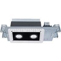 WAC Lighting MT-4210L-930-WTBK Silo Multiples LED Module White Black Recessed Downlights