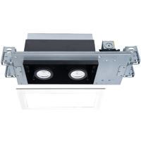 WAC Lighting MT-4210T-930-WTBK Silo Multiples LED Module White Black Recessed Downlights