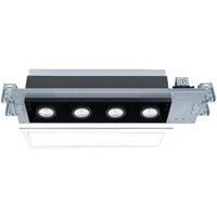 WAC Lighting MT-4415T-940-WTBK Silo Multiples LED Module White Black Recessed Downlights
