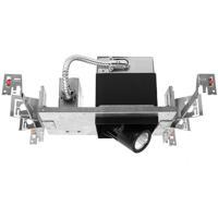 WAC Lighting MT4LD111NE-F30-BK Precision Multiples Black Housing in 3000K, 85, 40 Degrees