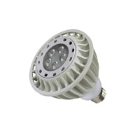 Light Bulbs LED LED PAR20 Med 14.6 watt 120V 3000K LED Bulb in PAR30, White