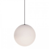 WAC Lighting PD-52307-BN Niveous 7 inch Brushed Nickel Pendant Ceiling Light
