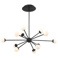 WAC Lighting PD-93844-BK Bossa Nova LED 44 inch Black Pendant Ceiling Light