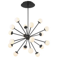 WAC Lighting PD-93854-BK Bossa Nova LED 54 inch Black Pendant Ceiling Light