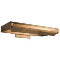 WAC Lighting PL-50017-AB Kent 12 watt 17 inch Aged Brass Picture Light Wall Light in 17in dweLED