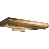 WAC Lighting PL-50023-AB Kent 18 watt 23 inch Aged Brass Picture Light Wall Light dweLED