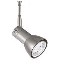WAC Lighting QF-190LEDX3-115BN Rolls 1 Light 12V Brushed Nickel Track Lighting Ceiling Light