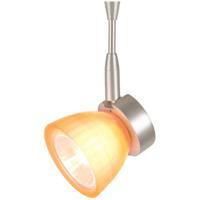 WAC Lighting QF-811-AM/BN Mint 1 Light 12V Brushed Nickel Track Lighting Ceiling Light
