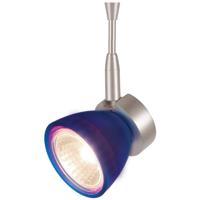 WAC Lighting QF-811-BL/BN Mint 1 Light 12V Brushed Nickel Track Lighting Ceiling Light