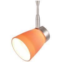 WAC Lighting QF-814-AM/BN Mint 1 Light 12V Brushed Nickel Track Lighting Ceiling Light